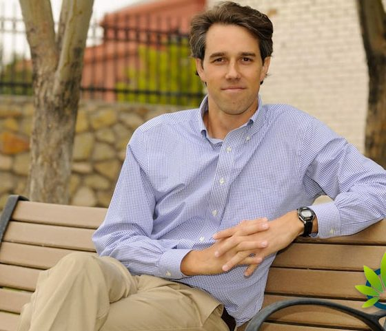 Democratic Presidential Candidate Beto O'Rourke Submits Cannabis Tax Revenue Position