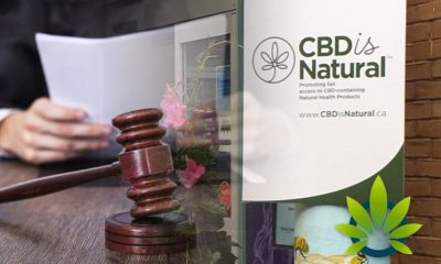 """CBD is Natural"" Campaign Sparks Demand for CBD in Natural Health Products By Canadians"