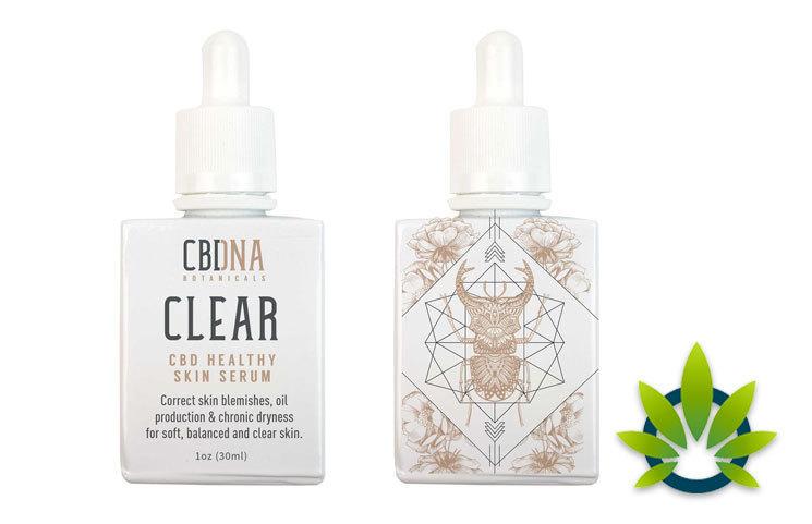 CBDNA CBD Skincare