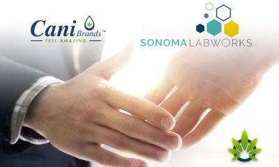 CaniBrands-Sonoma-Lab-Partner-to-Enhance-CBD-Infused-Product-Quality-Assurance
