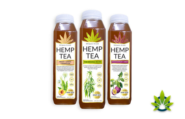 Chiques Creek Hemp Tea