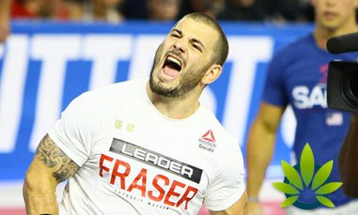 Crossfit Champion Mat Fraser Shares His CBD Use: From Early Skepticism to Pain Relief