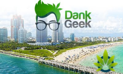 """DankGeek CBD Pegs Florida """"The Epicenter of the Exploding CBD Trend,"""" Miami at the Forefront"""