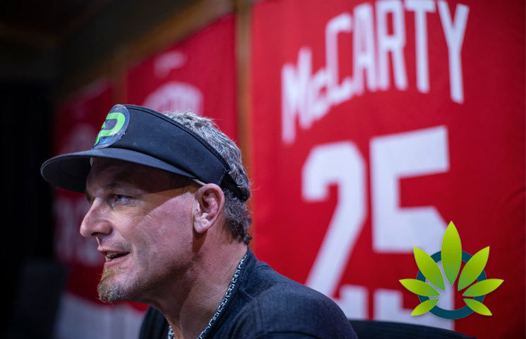 Pincanna Cannabis and CBD Brand Welcomes Ex-NHL Hockey Star of the Detriot Red Wings