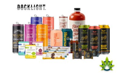 Docklight Brands to Unveil New CBD Products at NACS 2019 Including Drinks, Chocolates and Skincare