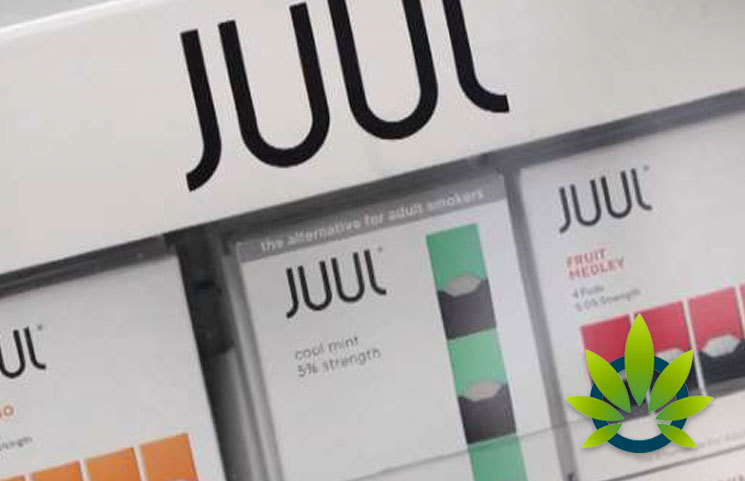 FDA Sends Warning Letter to Juul CEO for Nicotine Vaping Promotion Tactics