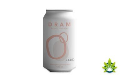 Food & Drinks DRAM Apothecary, Coors Distributing Co Partner for CBD-Infused Drinks