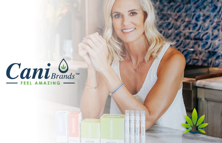 Gold Medalist Dara Torres Launches CaniBrands CBD Wellness Campaign