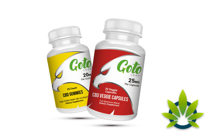Goto Leaf CBD: CBD Products Review and Company Guide