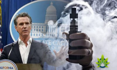 Governor Newsom's Executive Order Addresses Youth Vaping Epidemic in California