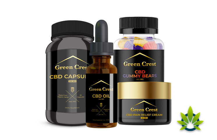 Green-Crest-CBD-Infused-Products