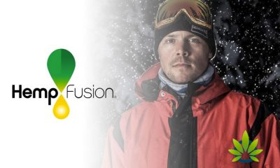 HempFusion CBD Company Welcomes Pro Snowboarder Travis Rice as Brand Ambassador