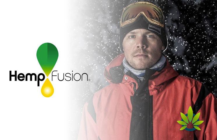 HempFusion CBD Company Welcomes Pro Snowboarder Travis Rice as Brand Ambassador