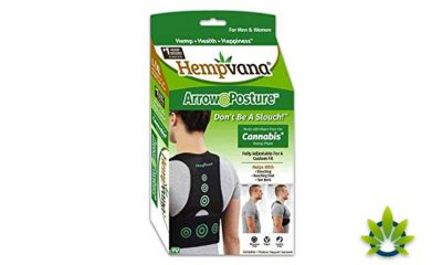 Hempvana Arrow Posture