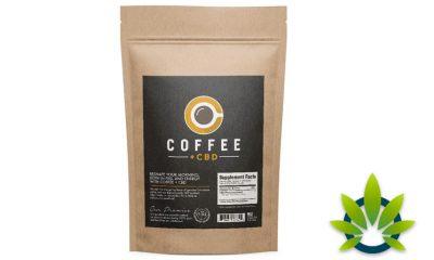 Herbalist Oils Coffee + CBD: First-Class Herbal CBD Coffee Blend