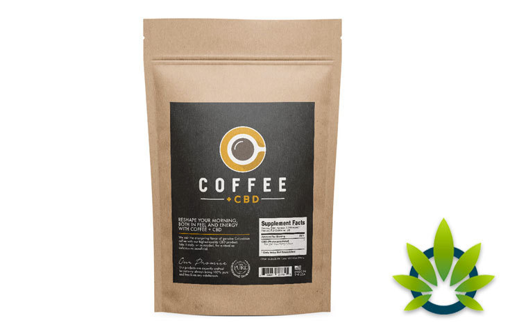 Herbalist Oils Coffee + CBD: First-Class Herbal CBD Coffee Blend
