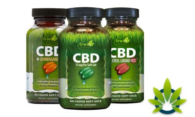 Irwin Naturals CBD Oil: Full-Spectrum Hemp Extract Oils