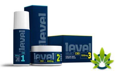 Kadenwood Debuts New LEVEL SELECT CBD Brand Featuring Performance Sports Creams