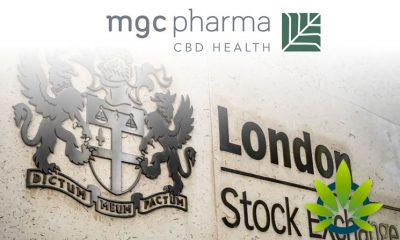 MGC Pharmaceuticals in the Race to be the First Cannabis Company on the London Stock Exchange