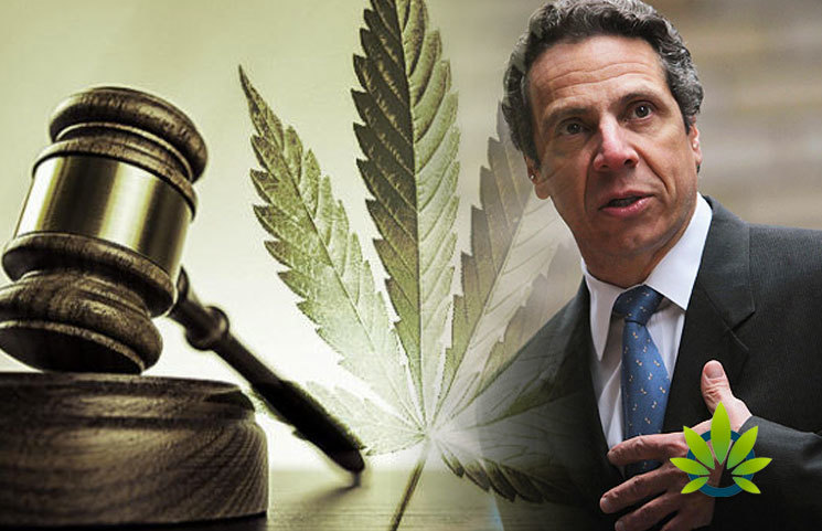 Marijuana Legislation Will Be Discussed with Governors of New York, Connecticut, and New Jersey