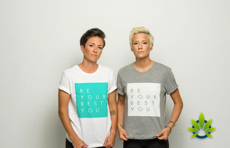 Megan Rapinoe Talks Sister's Mendi Cannabis-Based Pain Management Company