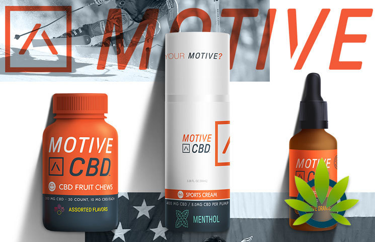 MotiveCBD: Bode Miller, Gabby Douglas Release Athlete-Focused CBD Products