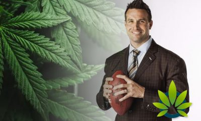NFL Football Player Matt Wilhelm Features Clean Remedies CBD Brand at Southern Hemp Expo