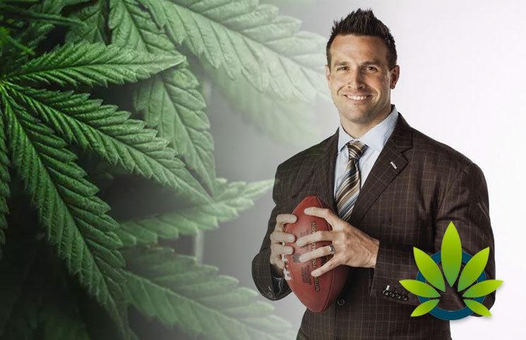 NFL Football Player Matt Wilhelm Features Clean Remedies CBD Brand at Southern Hemp Expo