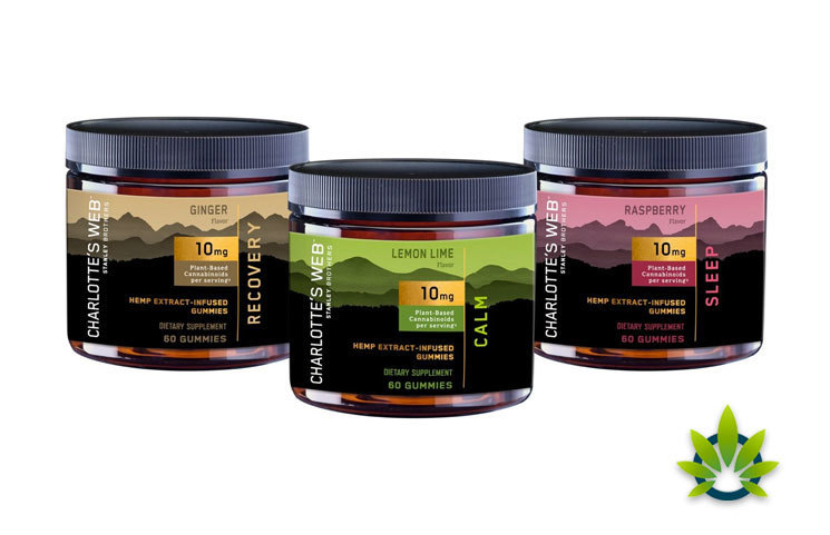 New Charlotte's Web Gummy Product Line To Be Sold at Over 700 Vitamin Shoppe Locations