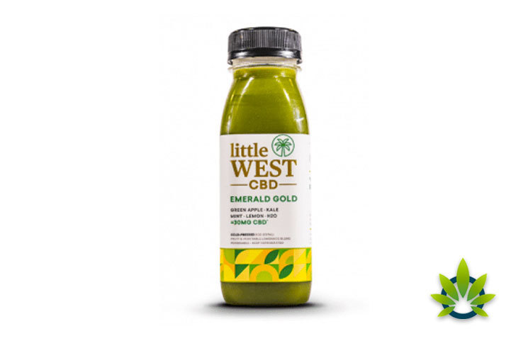 "New Little West CBD-Infused Cold Pressed Juice Drinks Launches with First-Ever ""Clean Label"" Tag"
