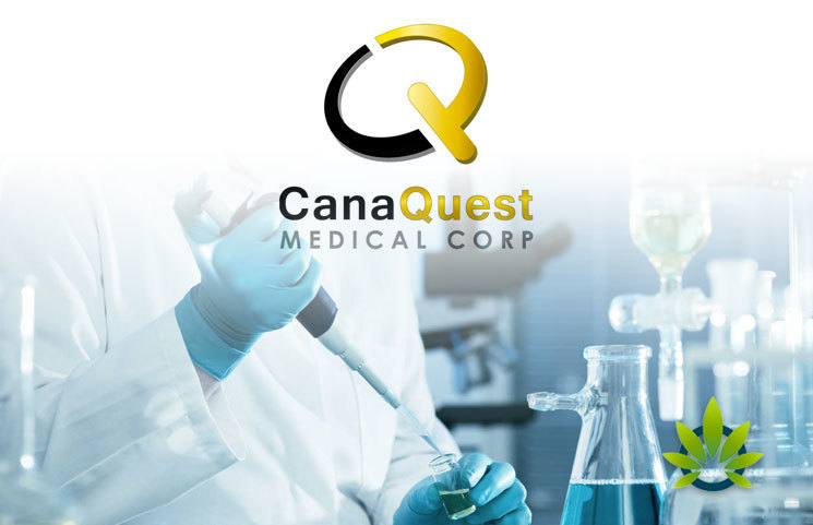 New Mentabinol THC Formulation Patent Filed by CanaQuest Medical Corp