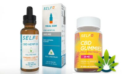 New SELFe CBD Product Line Launches Including Oils, Gummies, Creams and Softgels