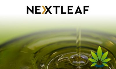 Nextleaf Secures US Patent for Its Post Cannabis Oil Extraction Methodology of CBD and THC