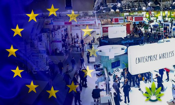 One of Biggest Cannabis Trade Shows in Europe Gets Warning to Stop Selling Illegal Products