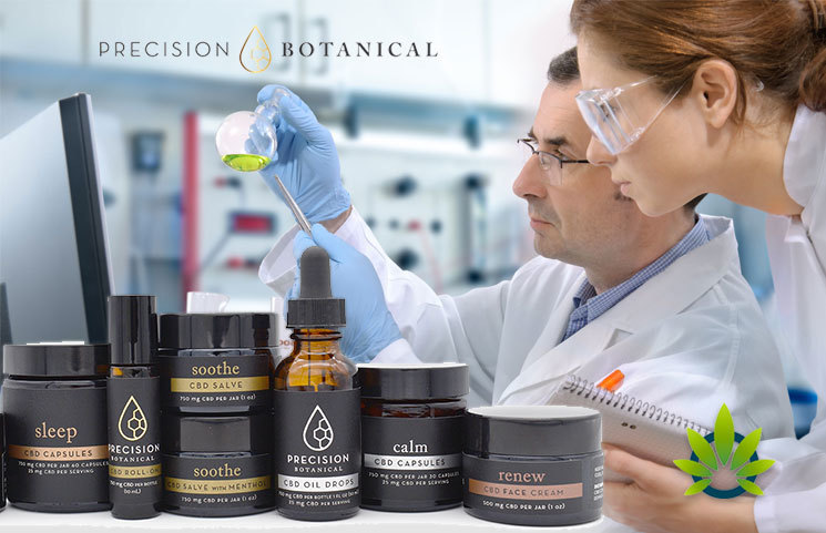 Precision-Botanical-Redefines-CBD-Product-Testing-Standards-with-Over-400+-Contaminants