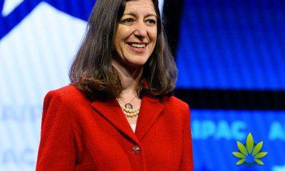Rep. Elaine Luria Supports Reclassifying Marijuana for Adolescent Cancer Patients