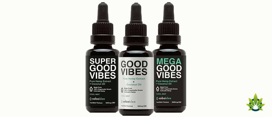 JustCBD Best CBD Tinctures from Organic Honey, Pure Coconut & Hemp