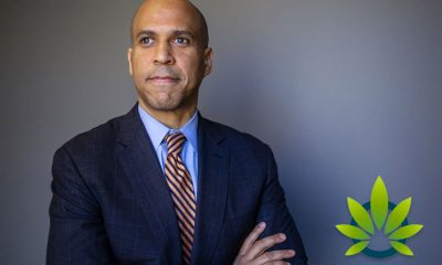 Senator Cory Booker Gives Marijuana Legalization a High-Five, Says Its Safer than Fast Food Fries