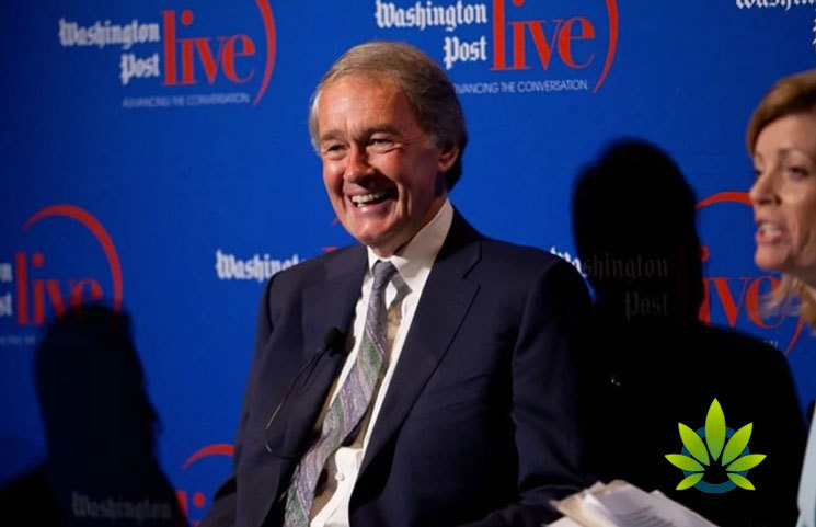 Senator Ed Markey Signs Several Bills in Favor of Marijuana Reform, But Is It A Political Move?