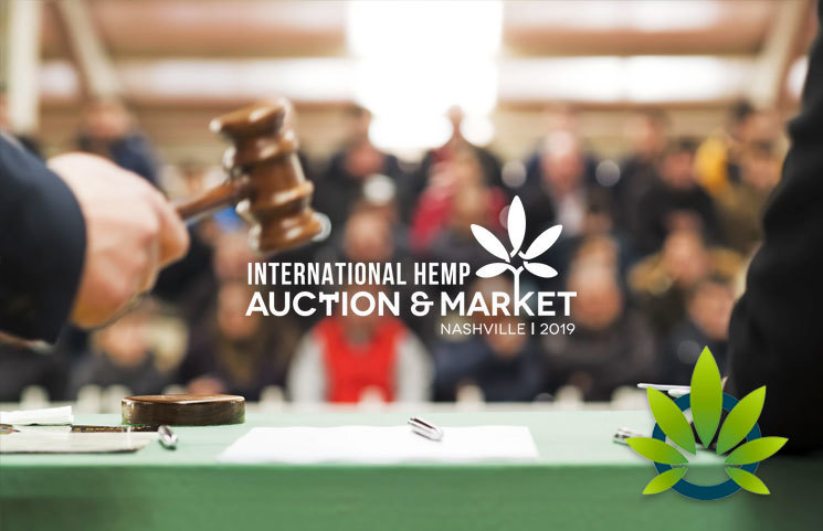 Southern Hemp Marketplace (SHM) is the First-Ever Hemp Auction and Market