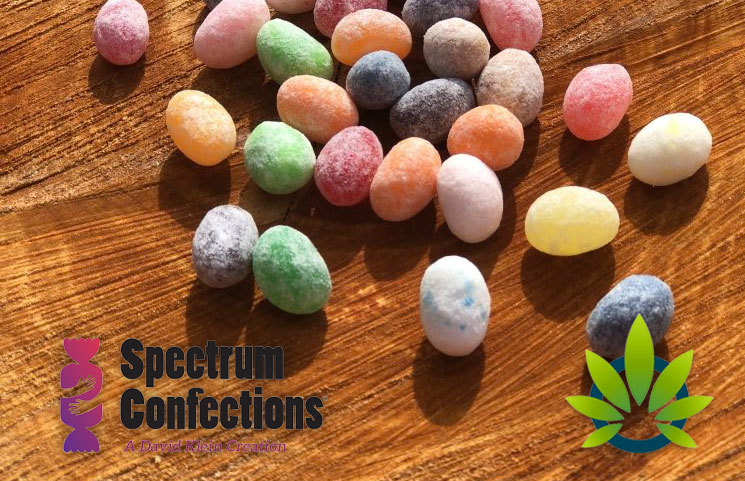 Spectrum Confections, by Creator of Jelly Belly, Releases CBD-Infused Jelly Beans