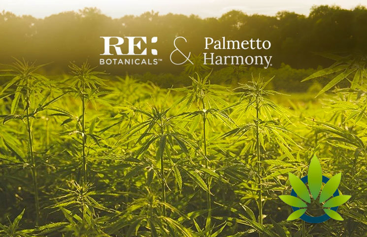Palmetto Harmony and RE Botanicals Share Details on New Stock Merger