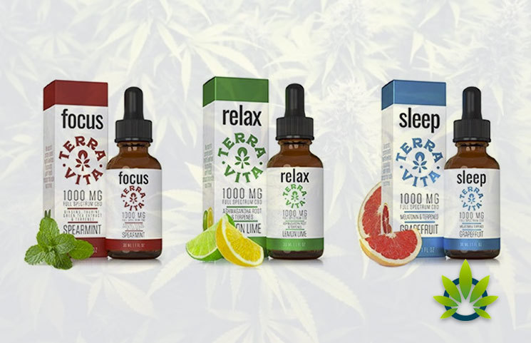 TerraVita-Debuts-Three-New-CBD-Tinctures-to-Focus-Sleep-and-Relax