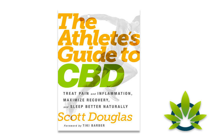 The Athlete's Guide to CBD Book Set to Release on September 24