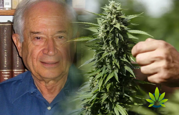 The-Father-of-Cannabis-Research-Raphael-Mechoulam-to-be-Honored-with-First-Lifetime-Achievement-Award-and-10000-Research-Grant