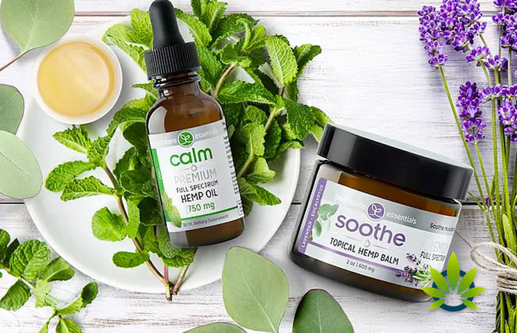 touchstone essentials adds two new strenghts to their cbd live