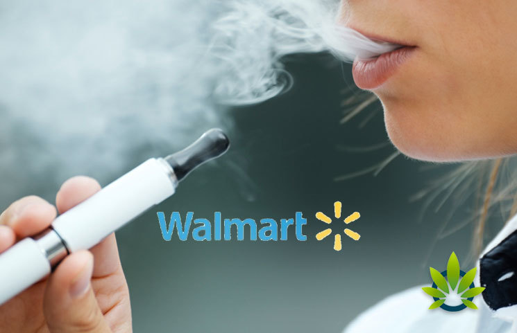 Walmart Halts Ability to Purchase Vaping Products Amid Trump's E-Cigarette Crackdown