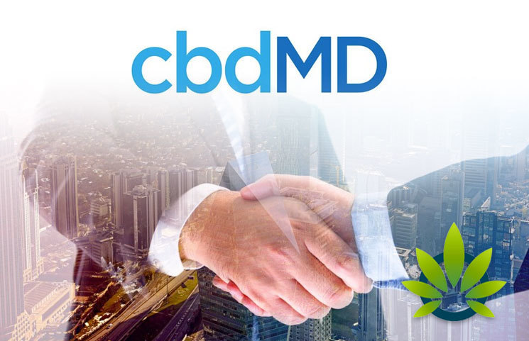 cbdMD Partners with Three Charities Known for Giving Back to the Community