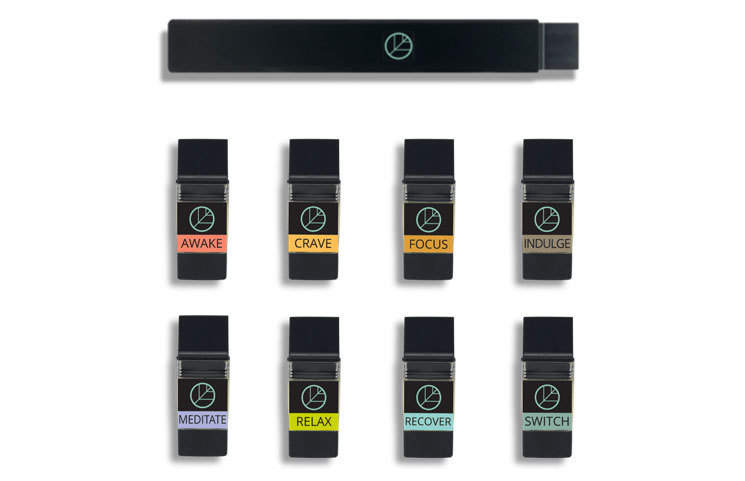 New KININ CBD + Aromatherapy Wellness Pods Comes in Six Essential Oil Blends