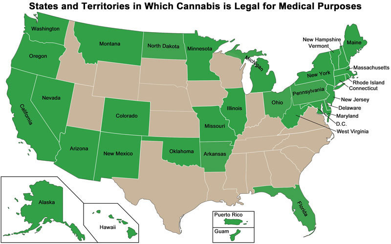 medical-cannabis-states-legalized